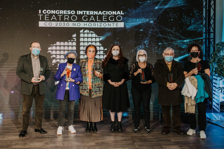 Academia Galega de Teatro premios