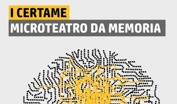 Certame Microteatro da Memoria   ESAD e Deputación de Pontevedra